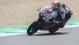 Moto3, Jerez: vince Antonelli, Vietti terzo