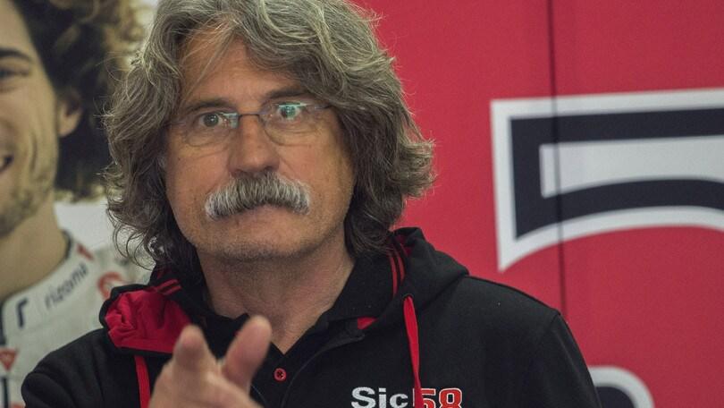 Moto3, Paolo Simoncelli: