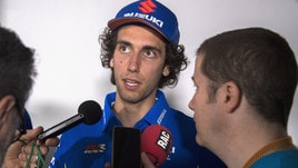 MotoGp Jerez, Rins: «Contento, ho recuperato molto»