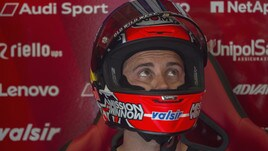 MotoGp Jerez, Dovizioso: «Peccato, puntavamo al podio»