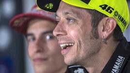 MotoGp Jerez, Rossi: «Siamo più forti dello scorso anno»