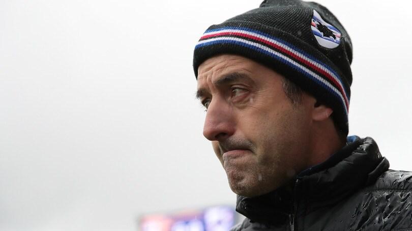 Serie A Sampdoria, Giampaolo: «Non voglio una stagione anonima: serve un altro step»