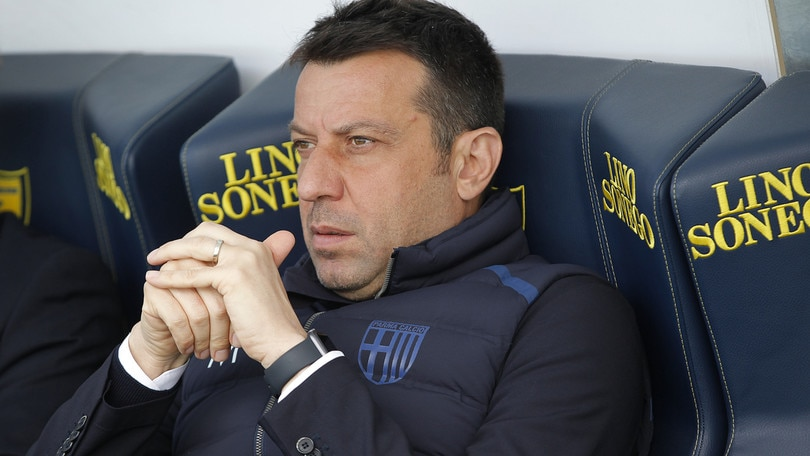 Serie A Parma, D'Aversa: «E' stata una grande reazione»