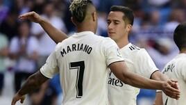 Il Real di Zidane vince sempre al Bernabeu: 3-2 al Villarreal