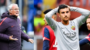 Genoa-Roma: a El Shaarawy risponde Romero e Mirante para un rigore