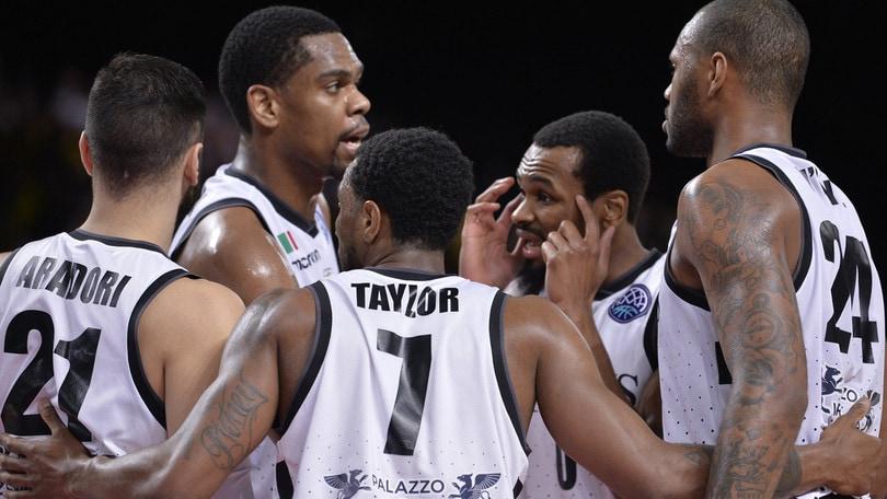 Basket: trionfo Virtus Bologna in Champions League!
