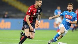 Serie A Cagliari, seduta personalizzata per Ceppitelli