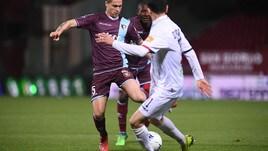 Serie B, il Cosenza inguaia la Salernitana: 2-1 all'Arechi