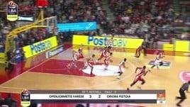 Openjobmetis Varese - Oriora Pistoia 98-70