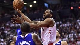 NBA Playoff: Toronto e Denver pareggiano sul 2-2 la serie delle semifinali