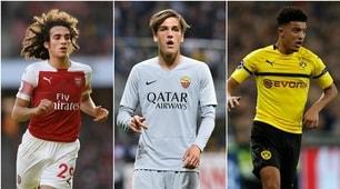 La top 10 dei giovani più costosi: ci sono Zaniolo e Kluivert