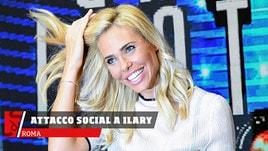 Attacco Social a Ilary