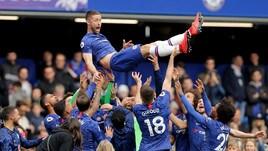 Cahill saluta il Chelsea e Morata fa una figuraccia sui social