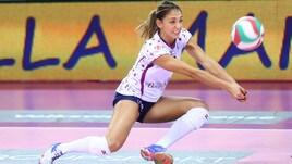 Volley: A1 Femminile, Beatrice Parrocchiale a Monza