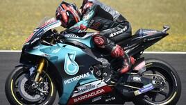 MotoGp, test Jerez: Quartararo da record! Rossi indietro