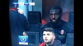 Milan, Bakayoko si rifiuta di entrare: Gattuso si infuria