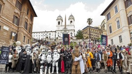 Star Wars Day, che festa a Roma!