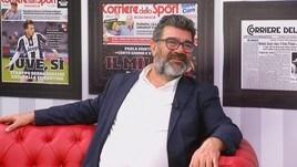 Francesco Pannofino: «Il Var? Non si può aspettare cinque minuti...»
