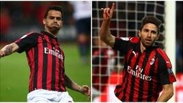 Il Milan soffre, ma Suso e Borini tengono vivo il sogno Champions