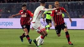Serie B, il Foggia si aggrappa a Greco: 1-0 al Perugia e salvezza ancora possibile