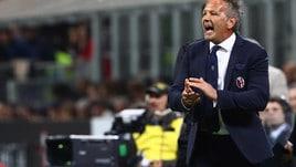 Serie A Bologna, Mihajlovic: «Fatta la miglior partita da quando sono qua»