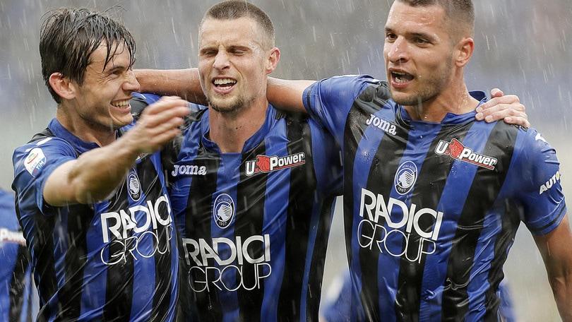 Serie A, zona Champions: l'Atalanta domina le quote