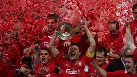 Non solo Milan, le rimonte europee del Liverpool