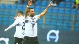Serie A, capocannoniere: mani sul titolo per Quagliarella