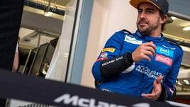 F1, Alonso al lavoro su un progetto top secret