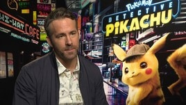 POKEMON Detective Pikachu: intervista a Ryan Reynolds