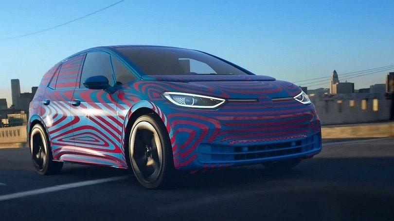 Volkswagen ID. svelate le nuove forme della Launch Edition