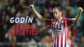 Inter, ecco i trofei di Godin con l'Atletico