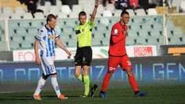 Serie B, nove calciatori squalificati per un turno