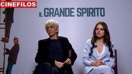 Sergio Rubini parla de Il Grande Spirito