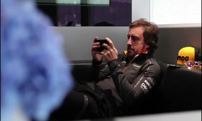 Alonso lavora a un progetto top secret