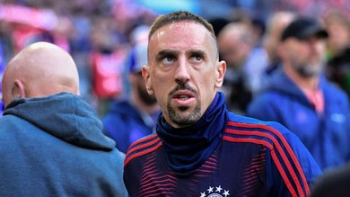 Ribery saluta il Bayern Monaco: «E' dura andare via. Futuro? Gioco altri due anni»