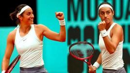 Tennis, Caroline Garcia incanta e vince a Madrid