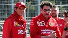 F1 Ferrari, Binotto: «A Barcellona con una nuova power unit»