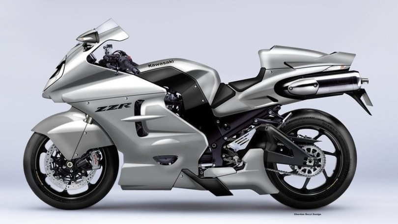 Kawasaki ZZR1600 Unlimited