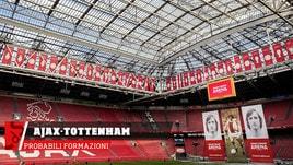 Ajax-Tottenham, le probabili formazioni