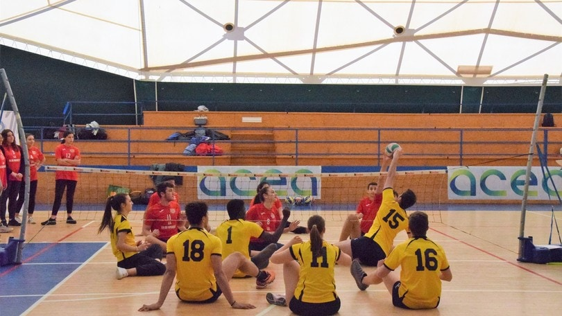 Volley: l'Emery Calamandrei vince il 6° Sitting Volley Scuola