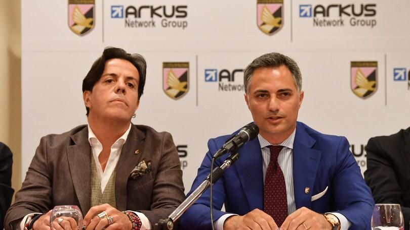 Palermo, la nuova proprietà si presenta: «Vogliamo riportare il club agli antichi splendori»