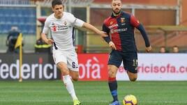 Serie A Genoa, Biraschi: «Atalanta? Ora è l'avversario peggiore»