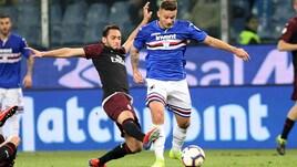 Serie A Sampdoria, lavoro specifico per Linetty e Andersen