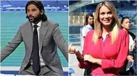 Adani lascia Sky per la Leotta e Dazn: sul web la fake news