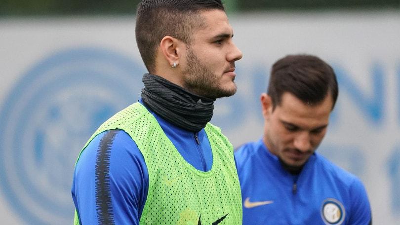Inter, Icardi per l'assalto alla Champions