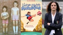 Volevo essere Maradona, la storia di Patrizia Panico che insegna a sognare