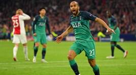 Ajax-Tottenham 2-3: Lucas Moura ribalta tutto, Pochettino in finale!