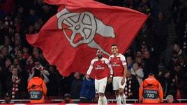 Diretta Valencia-Arsenal ore 21: formazioni ufficiali e dove vederla in tv