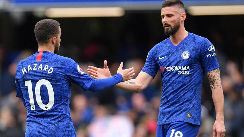 Diretta Chelsea-Eintracht ore 21: probabili formazioni e dove vederla in tv